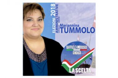 LA SCELTA: ecco la candidata MARIANNINA TUMMOLO