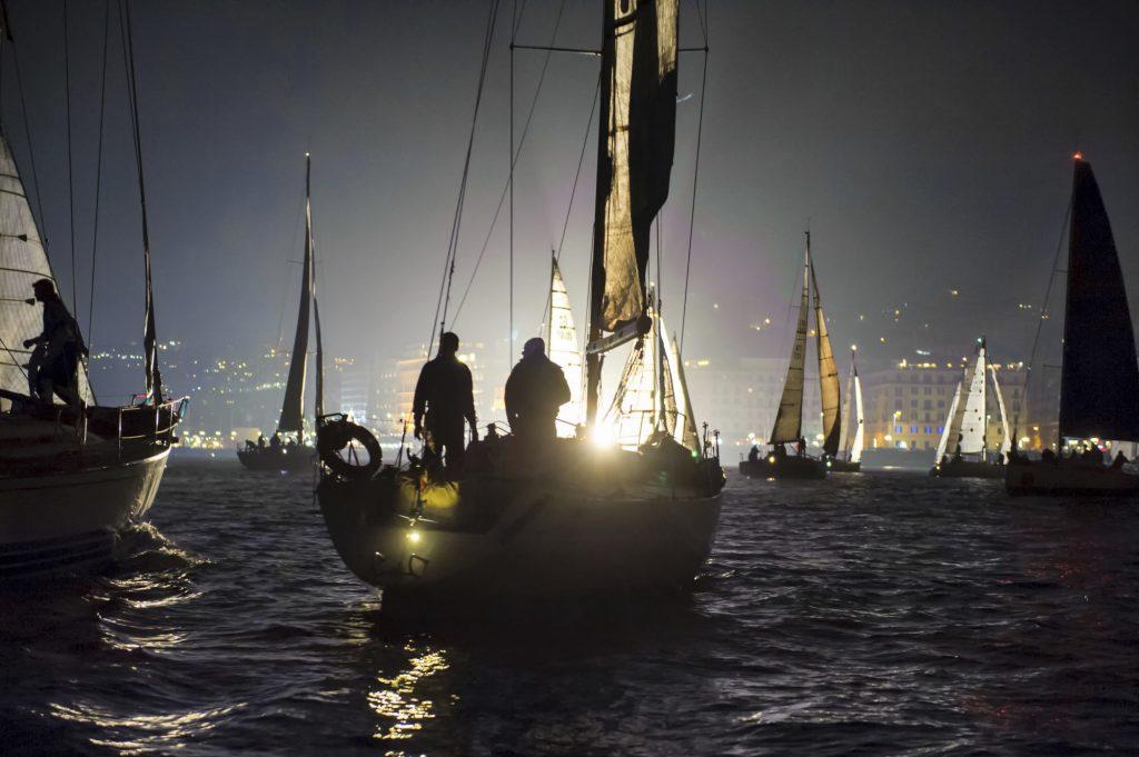 Regata dei Tre Golfi ph: Roberto Della Noce