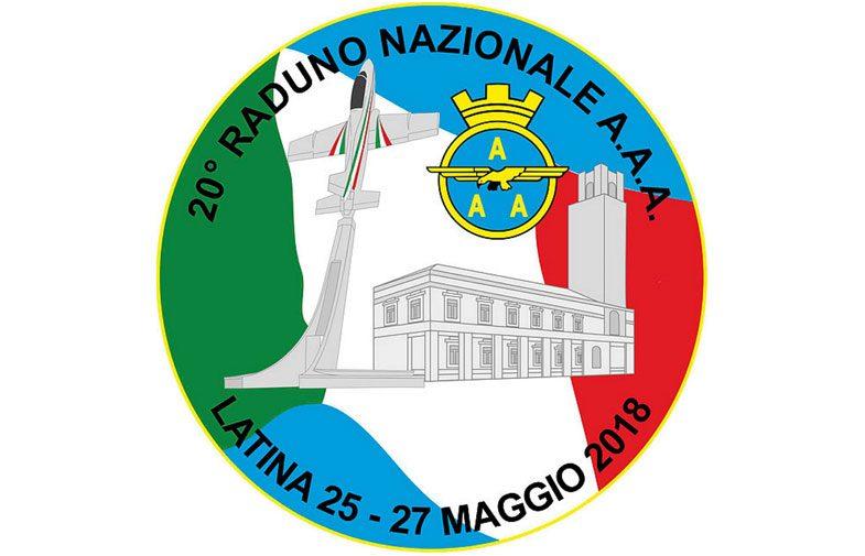 In una tre giorni, sarà celebrato a Latina il 20° Raduno Nazionale dell'Associazione Arma Aeronautica