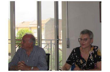 """GRAZZANISE: CONFERENZA STAMPA DEL SINDACO GRAVANTE PER ANNUNCIO MANIFESTAZIONE   """"WHITE LIKE MILK"""""""