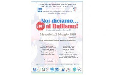 Capodrise, Bullismo e cyberbullismo, se ne parla domani al Convegno all'istituto G. Gaglione