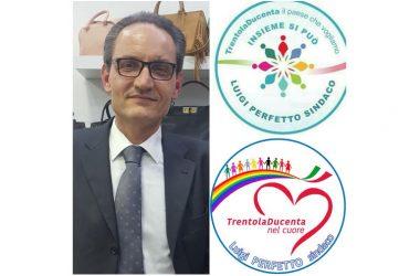 """Amministrative Trentola Ducenta 2018, Luigi Perfetto: """"Intervenire tempestivamente su condizioni strade"""""""