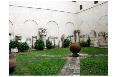 Capua:  Atto di responsailità della Provincia di Caserta e della Regione Campania per il Museo Campano