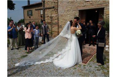 Annuncio matrimonio di Maddalonese in terra romagnola, pochi minuti fa