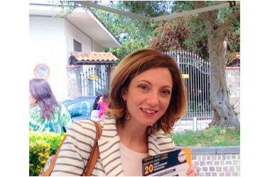 Brusciano Amministrative 2018 Candidata Sindaca M5S Liana Rollino