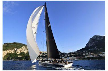 Rolex Capri Sailing Week: gli inglesi di Caol Ila R,  vincono la64.ma Regata dei Tre Golfi