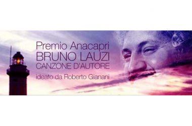 Proseguono le iscrizioni al Premio Anacapri Bruno Lauzi – Canzone d'Autore 2018 XI Edizione – iscrizioni fino al 31 maggio – patrocinio MIBACT