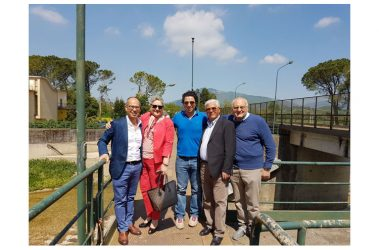 Consorzio di Bonifica del Sannio Alifano, inaugurata la stagione irrigua 2018