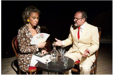 """Giovedì 17 maggio: in prima teatrale """"Midnight in Paris"""" di Woody Allen, nell'adattamento e la regia di Maria e Valeria Tavassi, al Teatro La giostra di Napoli"""