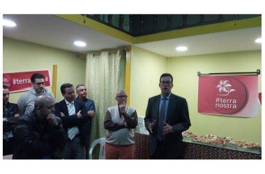 """Brusciano Amministrative 2018 """"Terra Nostra"""" appoggia Candidato Sindaco Peppe Montanile"""