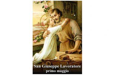 IL SANTO di oggi 1° Maggio – San Giuseppe Lavoratore