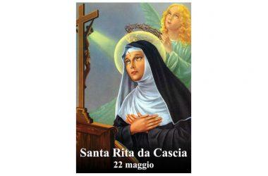 LA SANTA di oggi 22 Maggio – Santa Rita da Cascia