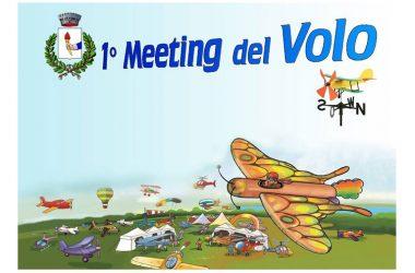 """A Faicchio (Bn)  il """"1° Meeting del Volo"""" con deltaplani, autogiri, elicotteri, droni e mongolfiere"""