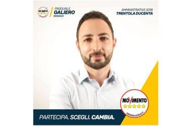 Elezioni Trentola Ducenta 2018, M5S presenta la lista a sostegno del candidato sindaco Pasquale Galiero