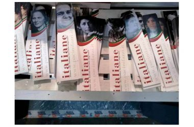 Da Caserta a Torino con in cuore a Lucca,  la Collana Italiane incanta il Salone Internazionale del Libro di Torino