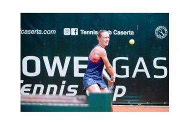 """Giornata intensa quella di martedì alla trentunesima edizione degli """"internazionali"""" di tennis """"Città di Caserta – Power Gas Tennis Cup"""""""