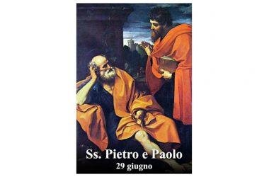 I SANTI di oggi 29 Giugo – SANTI PIETRO E PAOLO