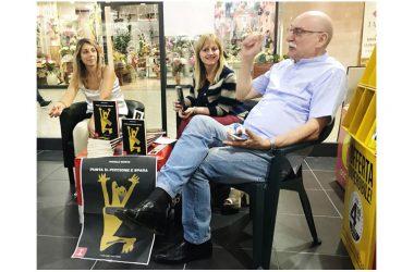 """""""Punta il Piccione e spara"""" di Marilù Musto: presentato libro edito della Gnasso Editore alla Mondadori Bookshop del Medì"""
