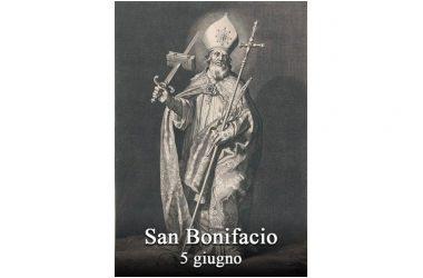 IL SANTO di oggi 5 Giugno – San Bonifacio