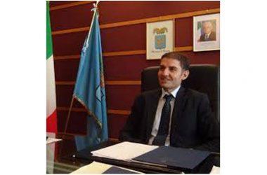 Conferenza Stampa del Presidente della Provincia di Caserta, Giorgio Magliocca e del presidente dell'Agis, Giuseppe Guida