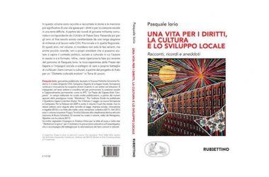 Presentazione libro 'Una vita per i diritti, la cultura e lo sviluppo locale' 7 luglio Centro Fernandes