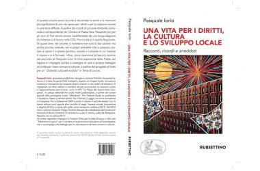 """Presentazione del libro:  """"Una vita per i diritti, la cultura e lo sviluppo locale"""""""