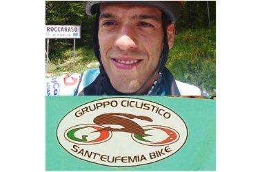 """""""Sant'Eufemia Bike"""", Giosuè Picone in viaggio verso la Croazia"""