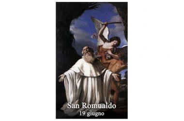 IL SANTO di oggi 19 Giugno – San Romualdo