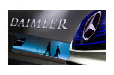 Scandalo dieselgate:verso maxi multa di 3,75 miliardi per Daimler. Lo riferisce in un'anticipazione il settimanale Der Spiegel