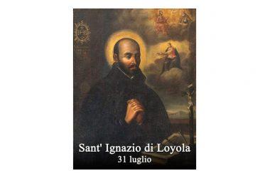 IL SANTO di oggi 31 Luglio – Sant' Ignazio di Loyola