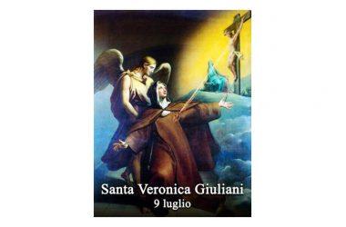 LA SANTA di oggi 9 Luglio – Santa Veronica Giuliani