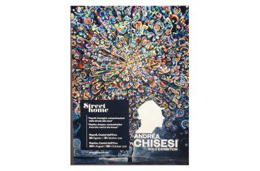 L'artista Andrea Chisesi celebra la città di Napoli