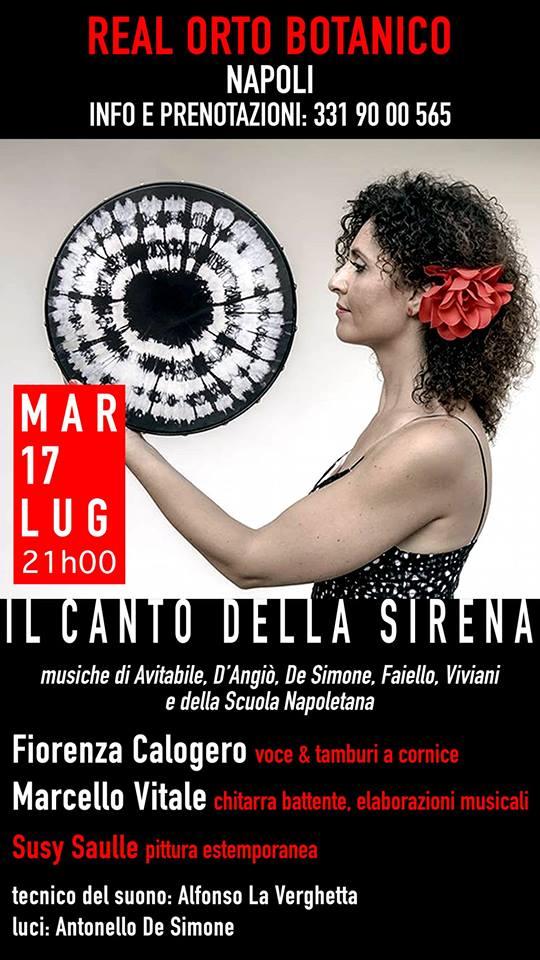 huge discount f2fc0 5ce73 IL CANTO DELLA SIRENA Fiorenza Calogero & Marcello Vitale ...