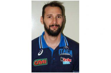 Anche questa volta la Società VolAlto 2.0 ha puntato sul top in Italia: Tommaso Barbato sarà il vice allenatore. Coach Barbato