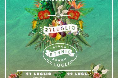 """L'unico festival delle percussioni del sud, a Pratella. Direttamente da """"Ballando con le stelle"""" Maykel Fonts"""