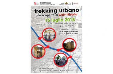 Domenica 15 Luglio torna il trekking urbano a Calvi Risorta, organizzato dalla Rete ArcheoCales
