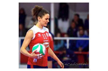 Laura Frigo, centrale proveniente dal Volley Soverato