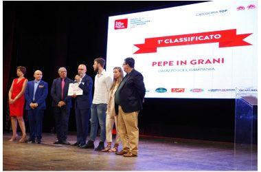 50 TOP PIZZA RICONFERMA PEPE IN GRANI MIGLIOR PIZZERIA D'ITALIA