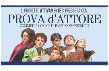 """AttivaMente: al Palazzo delle Arti di Capodrise in scena """"Prova d'attore"""""""