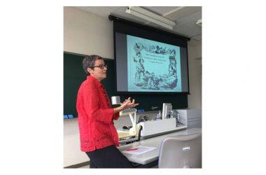 Missione culturale in Giappone per la scrittrice aquilana Laura Benedetti