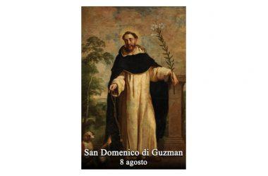 IL SANTO di oggi 8 Agosto – San Domenico di Guzman