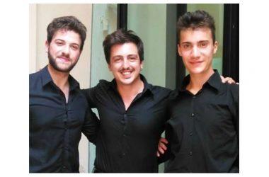 Il castello di Beffi si accende con le fisarmoniche talentuose del Solotarev Trio
