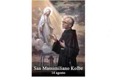 IL SANTO di oggi 14 Agosto – San Massimiliano Maria Kolbe