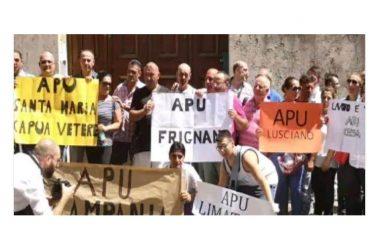 PROSEGUE LA MOBILITAZIONE DEI LAVORATORI APU: IN MILLE A ROMA PER LA MANIFESTAZIONE DAVANTI AL MINISTERO DEL LAVORO
