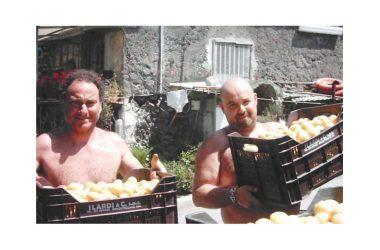 Vincere il caldo con frutta e verdura del territorio