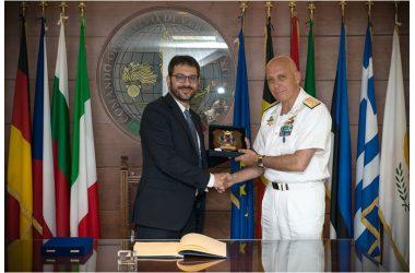 Difesa: Sottosegretario Tofalo visita il Comando Operativo di vertice Interforze