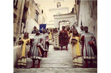 Capodanno Bizantino 31 agosto e 1 settembre ad Amalfi