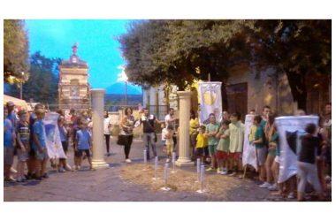 Parte il palio di Santa Maria a Piedimonte Matese