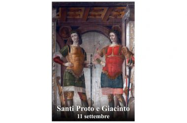I SANTI di oggi 11 Settembre – Santi Proto e Giacinto