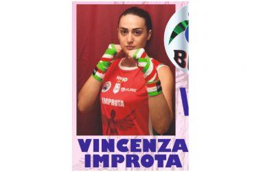Vincenza Improta disputa il titolo nazionale femminile Boxe A.S.I.